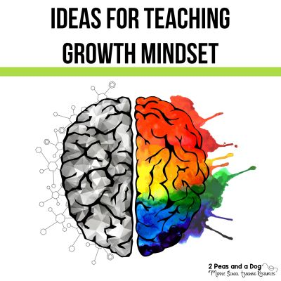 Teaching our students about the importance of growth mindset needs to be on every teacher's priority list. Students need to know it is ok to make mistakes and learn from those experiences. Read more about how other teachers integrate growth mindset into their classrooms from the 2 Peas and a Dog blog.