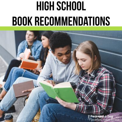 High school book recommendations can be challenging to find. Teachers and parents use these high school books lists to find books than teen readers will read. Stop #fakereading! #highschoolbooklists #highschoolbookrecommendations #teenbooks #yabooks