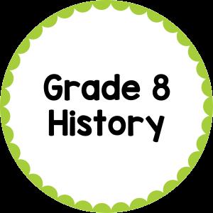 Grade 8 History