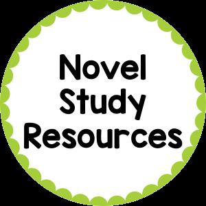 Novel Study Resources