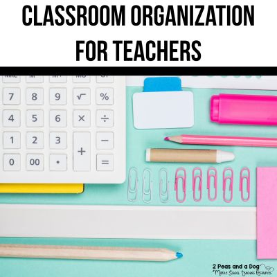 Is your classroom messy? Do you have trouble finding items? Check out these classroom organization ideas from teachers for teachers.