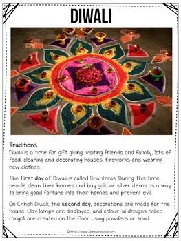Diwali Non-Fiction Article