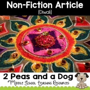 Diwali Non-Fiction Article