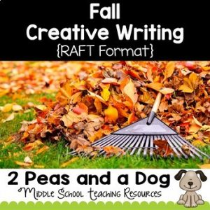 Fall Creative Writing Assignment