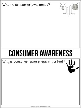 Media Literacy Consumer Awareness Lesson - Outlet vs. Retail