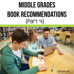 Teach middle school? Check out these fantastic middle grades books recommendations.