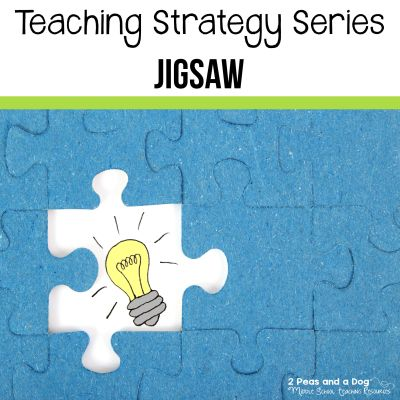 Use the jigsaw teaching strategy to engage your students and give them more ownership of their learning.