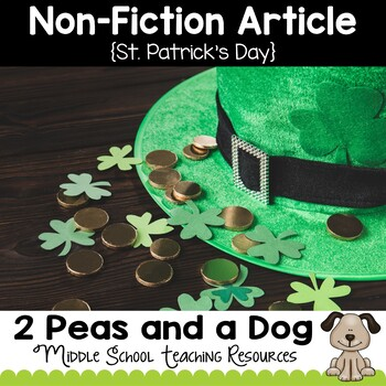 St. Patrick's Day Non-Fiction Article
