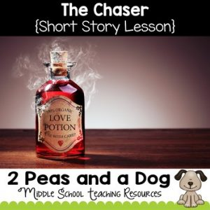 The Chaser Short Story Lesson