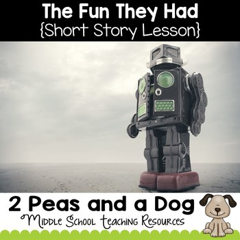 The Fun They Had Short Story Lesson