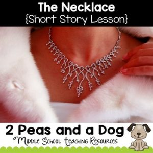 The Necklace Short Story Lesson