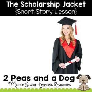 The Scholarship Jacket Short Story Lesson