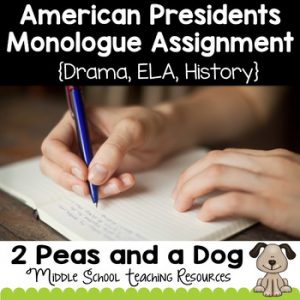 Presidential Speech Assignment