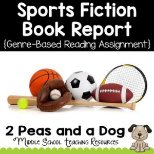 Sports Fiction Book Report