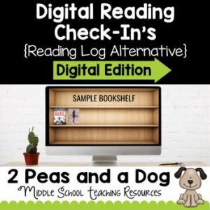 Digital Reading Check-Ins