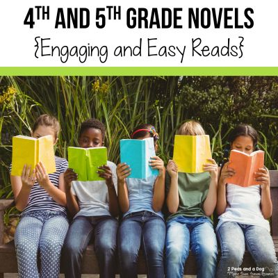 Interesting and engaging 4th and 5th-grade novels can be a challenge to find. Use this list to find novels that that would interest students who enjoy reading Diary of a Wimpy Kid and Big Nate type novels from 2 Peas and a Dog.