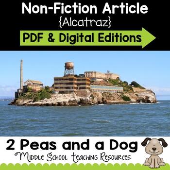 Alcatraz Non-Fiction Article