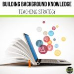 It is important for students to build background knowledge before they dive into new concepts. Use this strategy to help build students' schema.