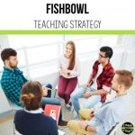 The Fishbowl teaching strategy is a fantastic way for students to get a small group discussion within a whole class setting.
