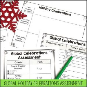 Global Holiday Celebrations Assignment