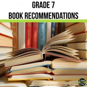Students' interests are constantly evolving and it is important that the texts in our classrooms reflect these changes. In this article, is a list of Grade 7 books that come recommended by other teachers and previous students.