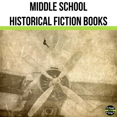 Middle school historical fiction books are usually enjoyed by students. They like reading about historical events and people. Use this book list to help students find great books.
