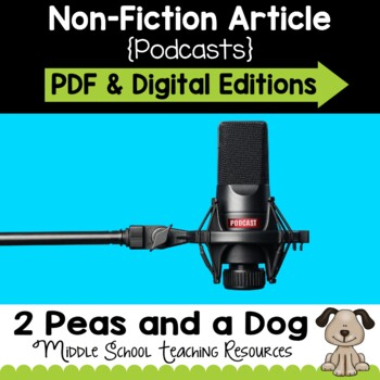 Podcasts Non-Fiction Article