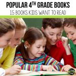Read these popular 4th grade books for students ages 9 to 11.