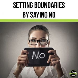 Teachers are notorious for burning themselves out because they take on too many tasks. Learn practical strategies how to set boundaries by saying no.