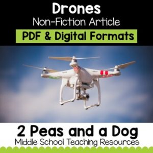 Drones Non-Fiction Article