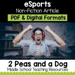 eSports Non-Fiction Article