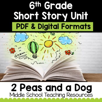 6th Grade Short Story Unit | Distance Learning
