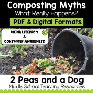 Media Literacy: Consumer Awareness Lesson - Composting Myths