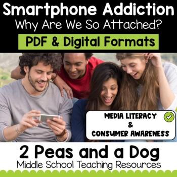 Media Literacy: Consumer Awareness Lesson - Smartphone Addiction