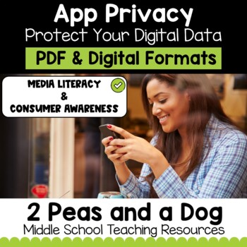 Media Literacy: Consumer Awareness Lesson - Smartphone App Privacy