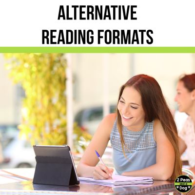 English class is not just about novels. Learn about alternative reading formats such as eBooks, audiobooks and podcasts.