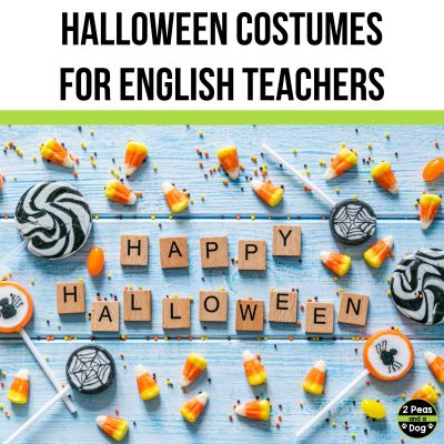 Find great ideas for school-appropriate Halloween costumes for English teachers that students will love.