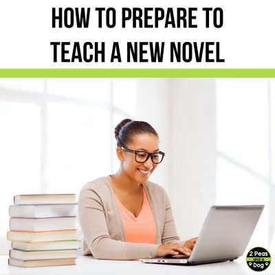 In this article, teachers will learn how to prepare to teach a new novel and the steps they need to take to help ensure success,