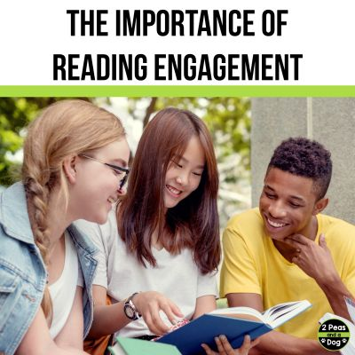 Reading engagement in the middle school classroom is a key component of a successful ELA program. Learn why it is important.