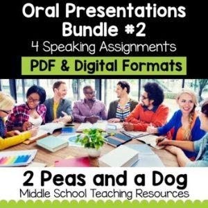 Oral Presentations Bundle #2   Distance Learning
