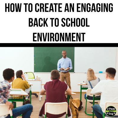 Learn about three strategies that middle school teachers can use to help create an engaging back-to-school environment.