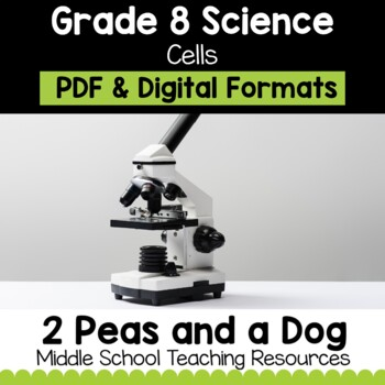 Grade 8 Science Cells   Distance Learning