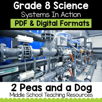 Grade 8 Science Systems in Action   Distance Learning