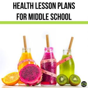 It is important to plan engaging health lesson plans for middle school students that go beyond worksheets. Check out these lessons to help your students enjoy your health lesson plans for middle school.