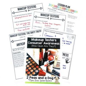 Makeup Testers Lesson