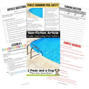 Public Swimming Pool Safety